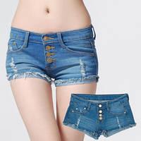 Женские джинсовые шорты модель 0003