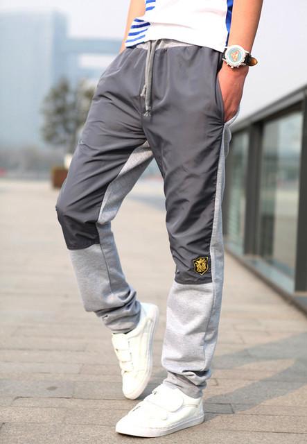 Мужские спортивные штаны Megnum, цвет серый