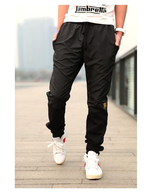 Мужские спортивные штаны Megnum, цвет черный