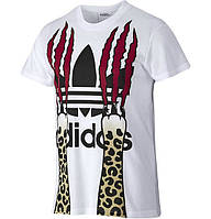 Футболка Adidas Originals Jeremy Scott Paws