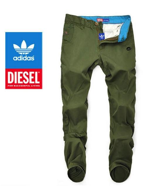 Мужские джинсы Adidas Originals, khaki