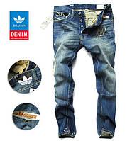 Мужские джинсы в стиле Diesel от Adidas Originals 0001