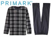 Теплая мужская кофта  пижама Primark Essentials
