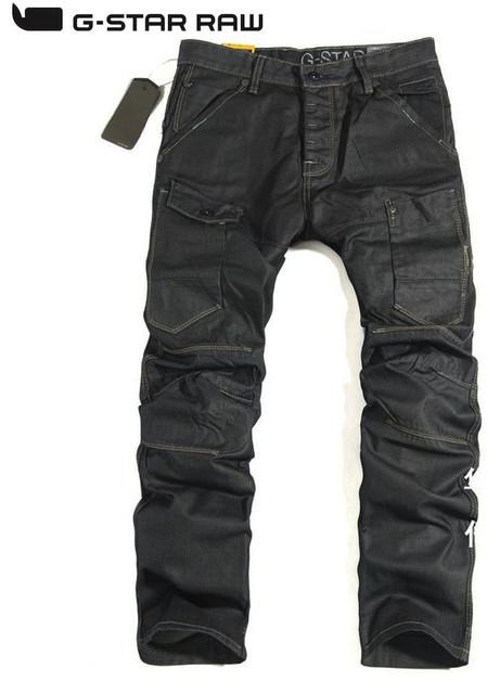 Мужские  джинсы G-Star Raw, модель 3301