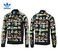 Кофта Adidas Originals AOP TT, black\multi