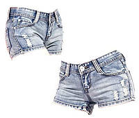 Женские джинсовые шорты DDNS модель 0005, фото 1