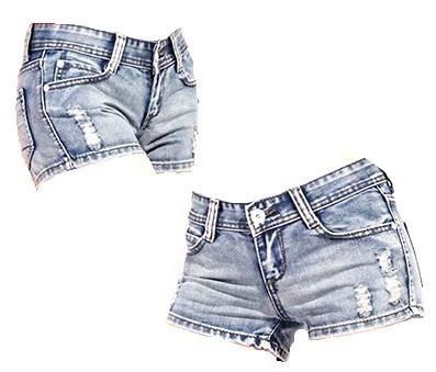 Женские джинсовые шорты DDNS модель 0005