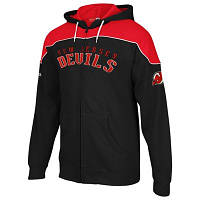 NHL кофта-капюшонка New Jersey DEVILS от Reebok Face Off Collection