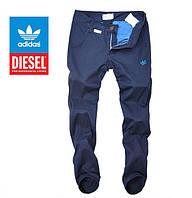 Мужские джинсы в стиле Adidas Originals, dark blue