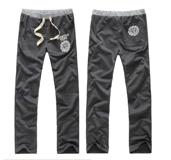 Мужские спортивные штаны Mountain Tops, цвет темно-серый