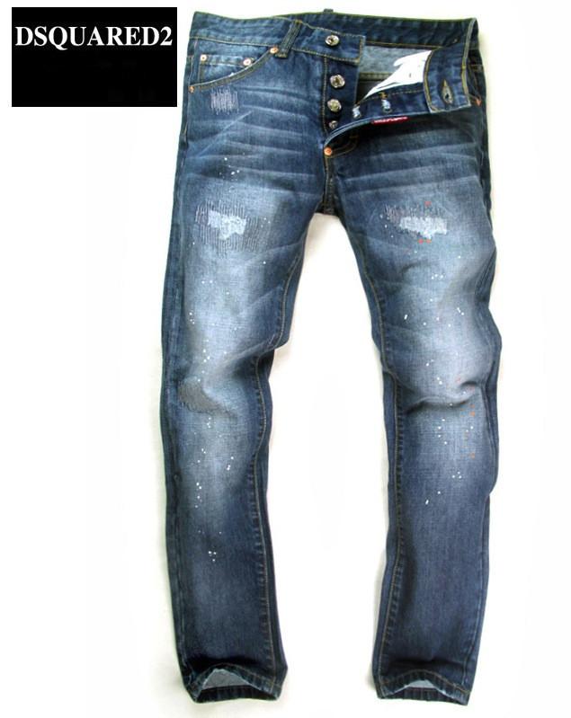 распродажа мужские джинсы Dsquared 2 купить дешево