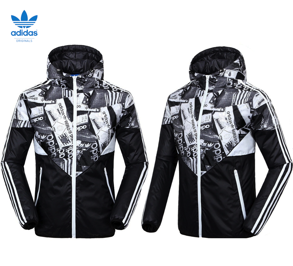 "Спортивная куртка Adidas Originals ""Boxtory Colorado"" (с утеплителем)"