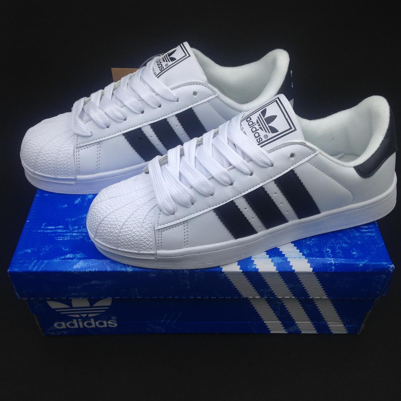 """Кроссовки Adidas Originals """"SuperStar """", белый 40-41рр"""
