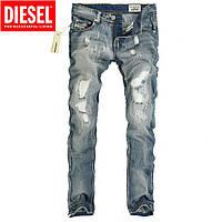 Мужские рваные джинсы Diesel , фото 1