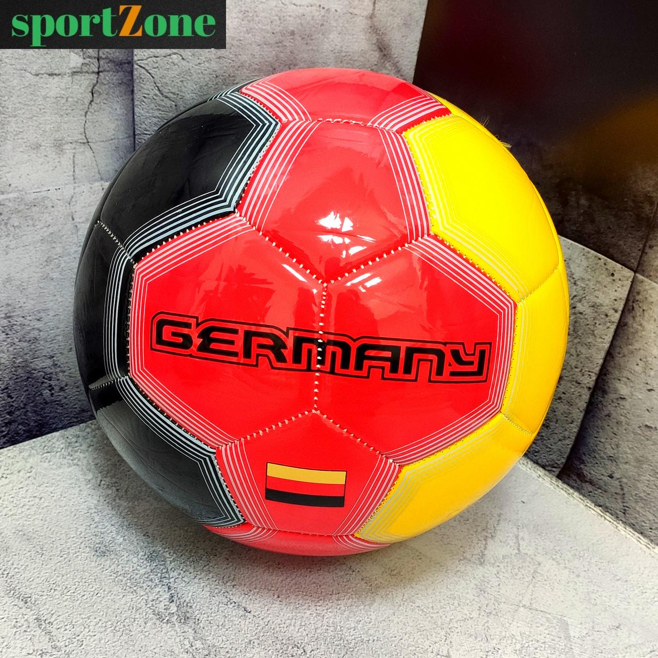 Мяч футбольный 40217 размер №5, материал мягкая EVA, 300-320 грамм