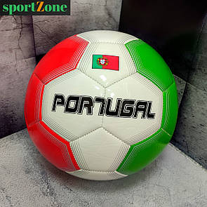 М'яч футбольний 40217 розмір №5, матеріал м'яка EVA, 300-320 грам