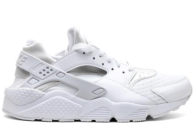 Мужские кроссовки Air Huarache White