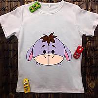 Чоловіча футболка з принтом - Осел