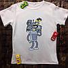 Мужская футболка с принтом - Бендэр