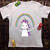 Дитяча футболка з принтом - Єдиноріг