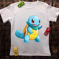 Дитяча футболка з принтом - Покемон