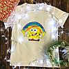 Чоловіча футболка з принтом - Спанч Боб