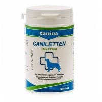Canina Caniletten витаминно-минеральный комплекс для собак, 300г