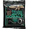 Струны Ernie Ball 2726 Cobalt Slinky 12-56