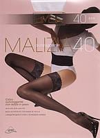 Чулки женские Omsa Malizia 40Den черный р.3