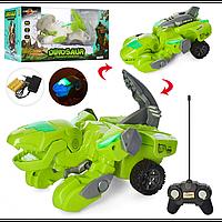"""Машина на радиоуправлении 869-31А """"Динозавр"""", аккумулятор, 17 см, звук, свет"""