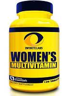 Купить витамины и минералы Infinite Labs Women's Multivitamin, 120 tabl