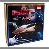 3D деревянный конструктор «Космічний корабель — А-ВИНГ»