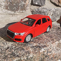 Audi Q7 Металева модель