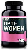 Купить витамины и минералы Optimum Nutrition Opti Women, 60 caps
