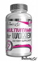 Купить витамины и минералы BioTechUSA Women's Performance, 60 tabl
