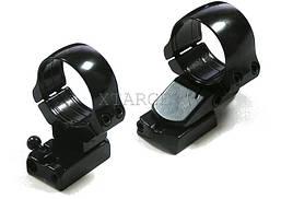 Быстросъемные кольца-крепления EAW (Apel) на Sauer S202 кольца 36 мм