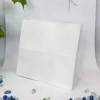 Крафт-пакет 320*150*300 белый без ручек
