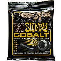 Струны Ernie Ball 2727 Cobalt Slinky 11-54
