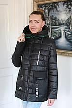 Куртка женская демисезонная батальная с 52 по 60 размер арт БЗ(ms)
