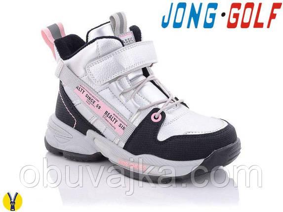Черевики для дівчаток від Jong Golf Демісезонне взуття 2021 (22-27), фото 2