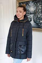 Куртка женская демисезонная батальная с 52 по 60 размер арт БП(ms)