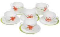 Чайный сервиз LUMINARC SWEET IMPRESSION E4943 на 6 персон (12 единиц)