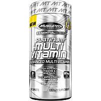 Купить витамины и минералы MuscleTech Platunum Multi vitamin, 90 caps