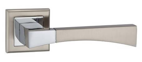 """Дверная ручка MVM  """"TIA""""  z-1257 на квадратной розетке, фото 2"""