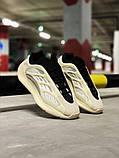 Женские кроссовки Adidas Yeezy Boost 700 V3 в стиле Адидас Изи Буст Белые (Реплика ААА+), фото 2