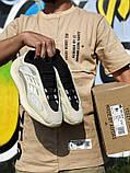 Женские кроссовки Adidas Yeezy Boost 700 V3 в стиле Адидас Изи Буст Белые (Реплика ААА+), фото 4