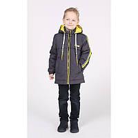 Дитяча куртка демісезонна для хлопчика р. 104-122 від 4 до 7 років, фото 1