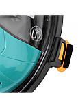 Оригінальна підводна повнолицьова маска для плавання снорклінга пірнання дитяча жіноча SportVida (SV-DN0020), фото 4