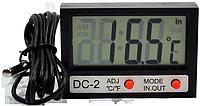 Термометр DC-2 для измерения температуры с выносным датчиком , Термометр DC-2, термометр элек