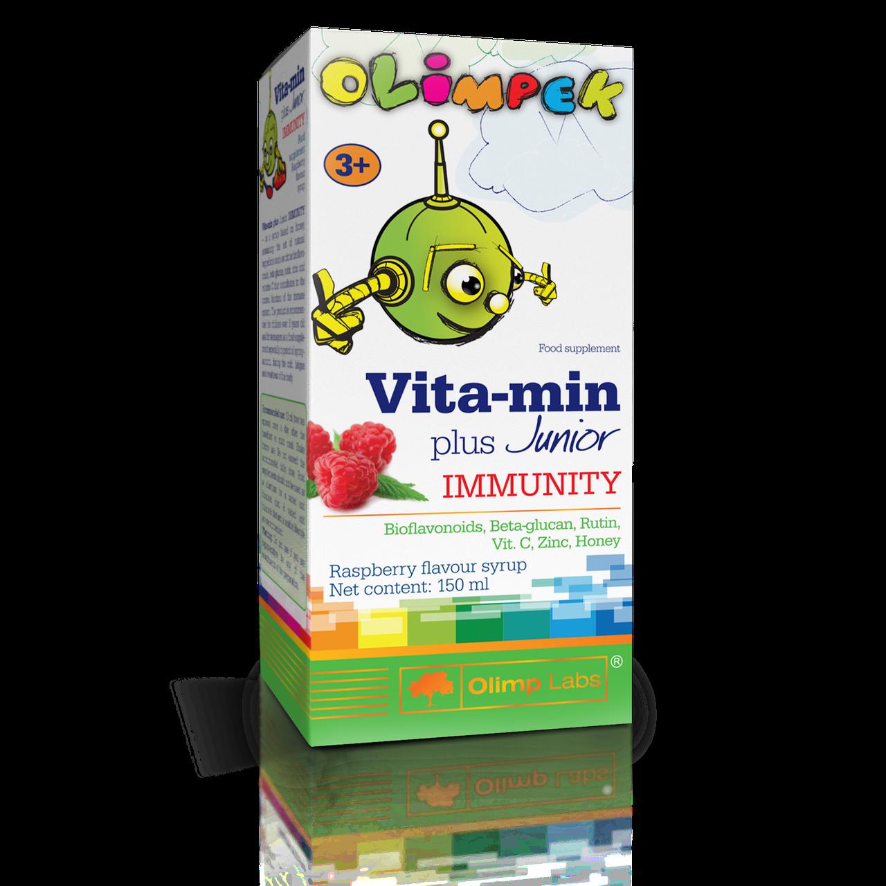 Olimp Vita-Min plus Junior immunity 150 ml